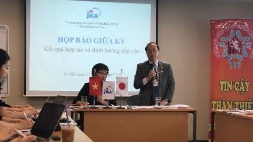 Japan adopts new forms of assistance to Vietnam to suit the new situation
