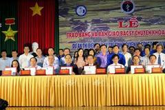 Đưa 27 bác sĩ chuyên khoa về vùng nghèo khó ở miền Trung - Tây Nguyên