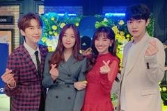 Hari Won đọ sắc cùng dàn diễn viên Hàn quốc