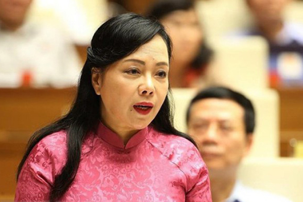 Bộ trưởng Y tế,Nguyễn Thị Kim Tiến