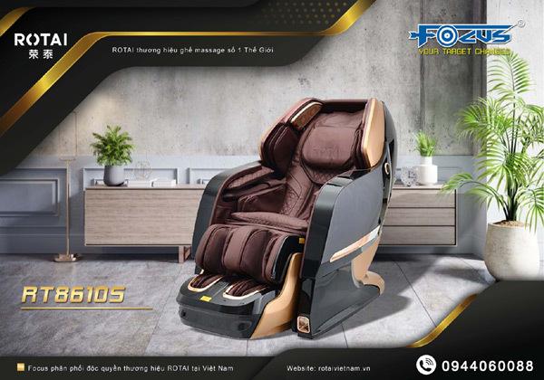 Lựa chọn nhầm ghế massage 'mác tây hàng tàu'