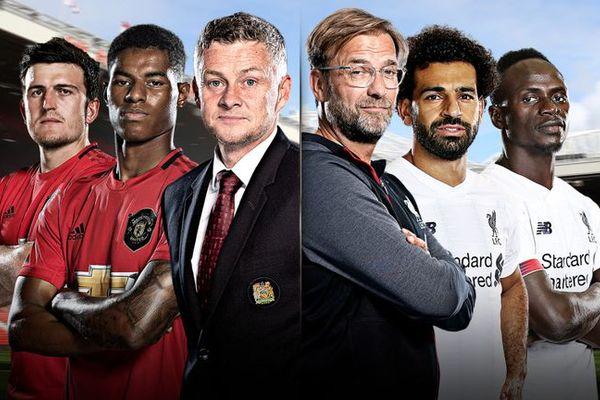 Trực tiếp MU vs Liverpool: De Gea bắt chính, Martial tái xuất