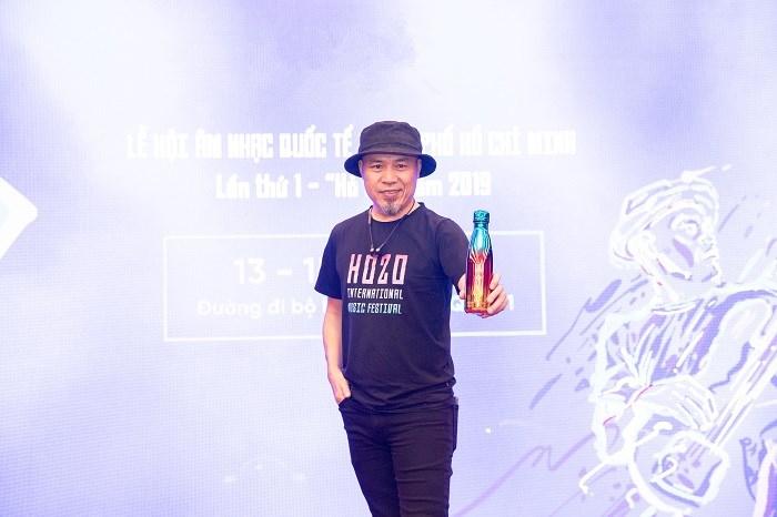 Thu Minh, Hà Hồ biểu diễn trong Lễ hội Âm nhạc Quốc tế 'Hò dô'