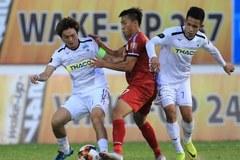 Vòng 25 V-League: HAGL đua trụ hạng, nóng Thiên Trường