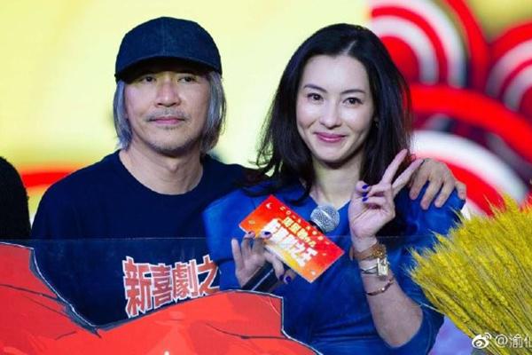 Rộ tin Châu Tinh Trì kết hôn Trương Bá Chi, để lại 4000 tỷ cho con trai - xs thứ hai