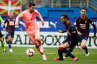 "Trực tiếp Eibar vs Barca: Tam tấu ""MSG"""