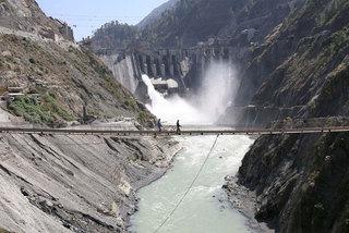 Ấn Độ 'không đùa' chuyện nước với Pakistan