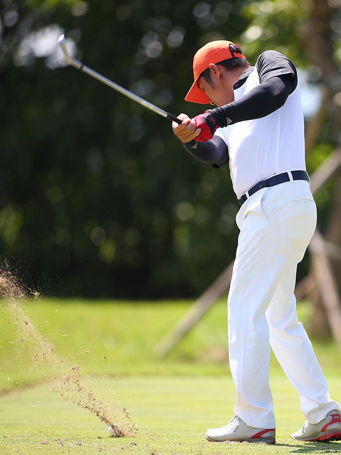 Những hình ảnh ấn tượng tại giải golf VCG500