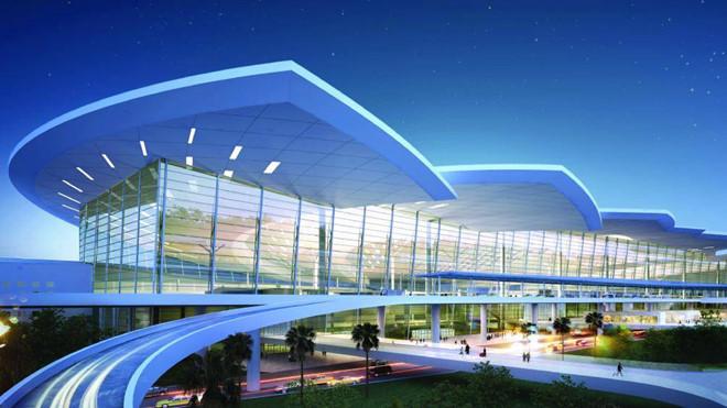 sân bay Long thành,ACV,tổng công ty Cảng hàng không,cảng hàng không,sân bay