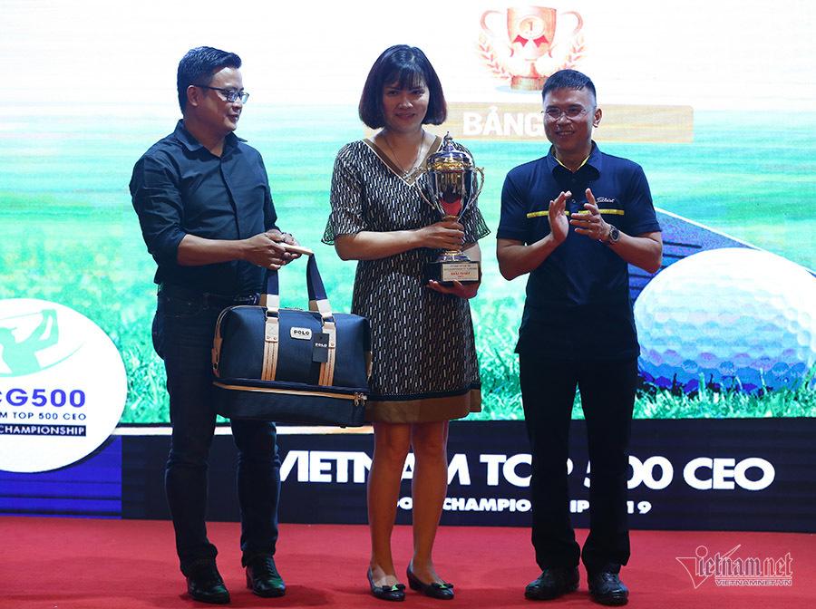 giải golf VCG500