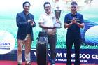 Golfer Phạm Tiến Dũng vô địch giải golf VCG500