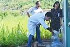 Nước sông Đà đạt chuẩn, Hà Nội yêu cầu thau rửa toàn bộ bể ngầm