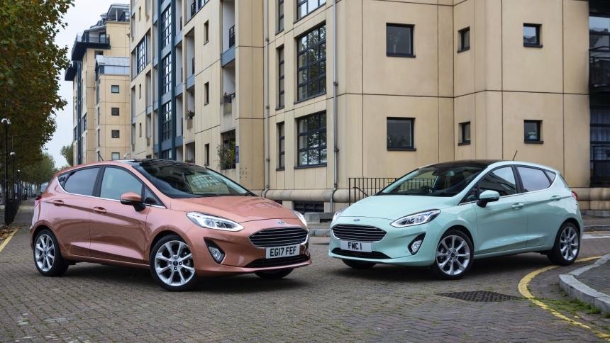 Top 5 mẫu ô tô đẹp nhất dành cho các chị em