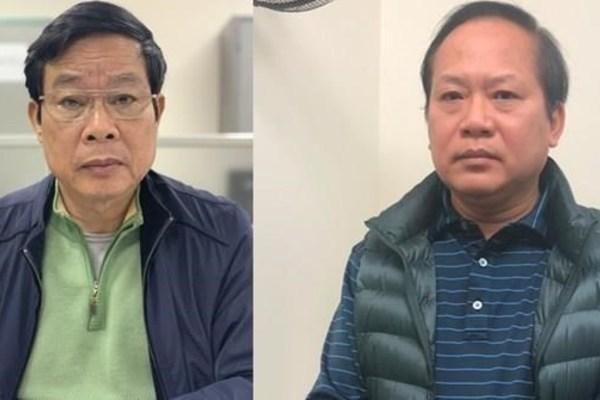 Nguyen Bac Son,Truong Minh Tuan,MobiFone,AVG,corruption,MIC former ministers,MobiFone-AVG deal,Pham Nhat Vu,Vietnam,Vietnam news