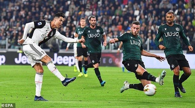 Juventus,Ronaldo,Serie A
