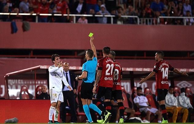 Real Madrid,Mallorca
