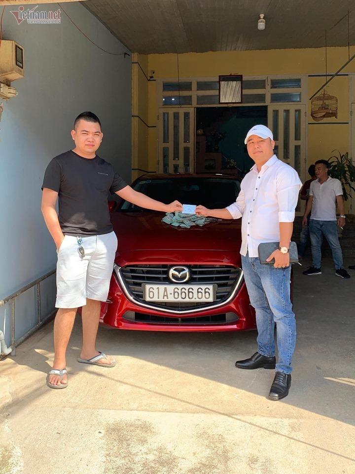 Đại gia bất động sản Đồng Nai chi hàng tỷ đồng săn xe biển đẹp