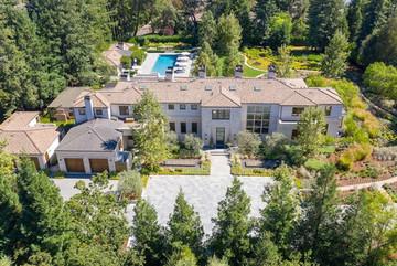 Biệt thự xa xỉ của nhà đồng sáng lập Microsoft tại nơi giàu nhất Mỹ