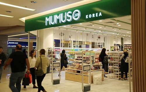 Mumuso,Hàn Quốc,hàng nhái