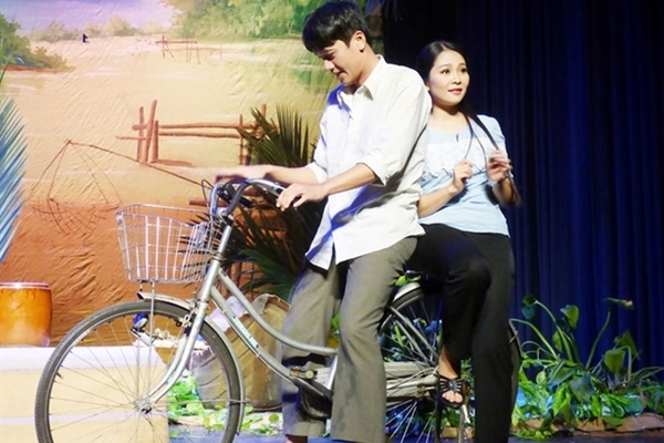 Vietnamese musical 'Love Boat' staged in HCMCity