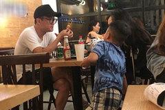 """Minh Hà vừa tuyên bố độc thân, Chí Nhân bị bắt gặp """"hẹn hò"""" tình mới, cách xưng hô với con trai riêng mới gây bất ngờ?"""