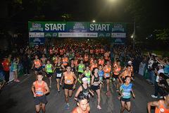 VĐV Việt Nam thống trị nội dung nữ giải Marathon Di sản Hà Nội 2019