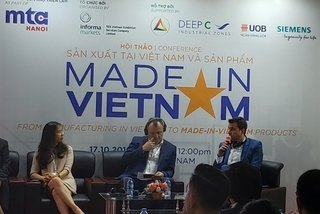 Vietnam, Asia's new manufacturing hub
