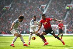 MU là ác mộng của Liverpool, khiến rơi cúp Premier League
