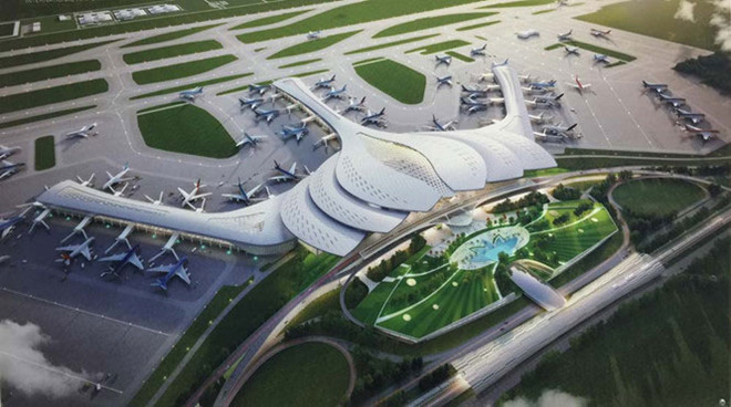 Long Thành,Tân Sơn Nhất,Cảng hàng không,sân bay Long Thành