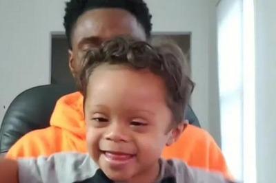 Video em bé 2 tuổi nhảy múa đáng yêu vì 'thoát án' ung thư