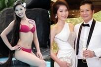 Tháp tùng nhau đi dự sự kiện, bà xã Á hậu của Shark Hưng nhan sắc ngày càng 'lên hương'