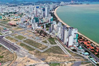 10 năm chưa di dời được resort Ana Mandara chắn biển Nha Trang
