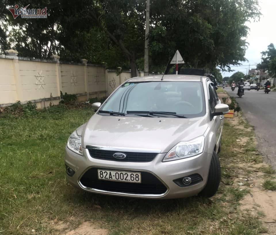 Xe của cán bộ Viện kiểm sát đang ở Kon Tum lại bị bắn tốc độ ở Hà Tĩnh