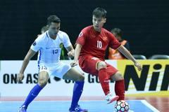 Lịch thi đấu giải vô địch Futsal Đông Nam Á 2019