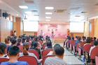 Ngày hội mới lạ cho bà bầu ở Bệnh viện quốc tế Phương Châu