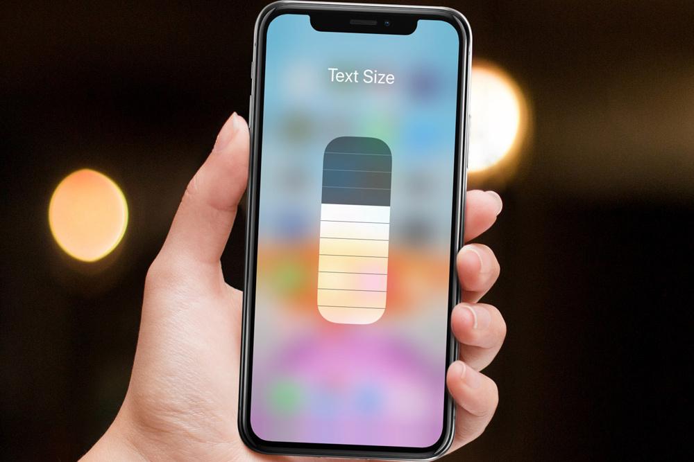 Cách phóng to cỡ chữ trên iPhone 11, 11 Pro và 11 Pro Max