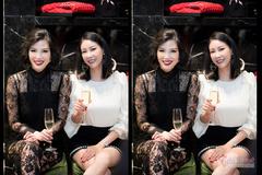 'Hoa hậu ba con' Hà Kiều Anh trẻ trung bên dàn cựu siêu mẫu