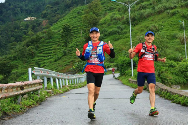 Runner Hung eyeing SEA Games medal with launch of duathlon event
