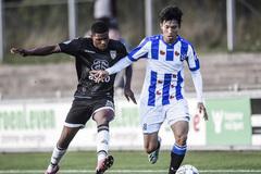 Văn Hậu kiến tạo thành bàn, Heerenveen đại thắng Graafschap