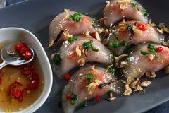 Vietnamese food: Tapioca dumplings