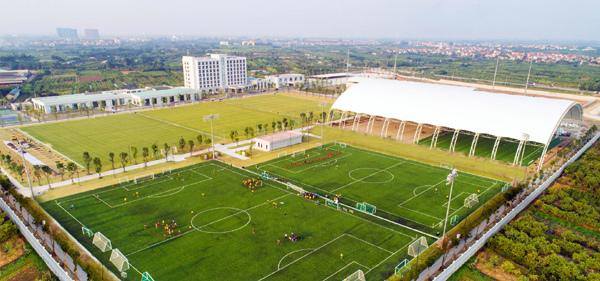 Vingroup bắt tay VFF hỗ trợ phát triển bóng đá Việt Nam