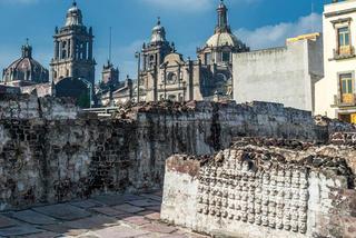 Bên dưới thủ đô của Mexico là một thủ đô cổ xưa khác