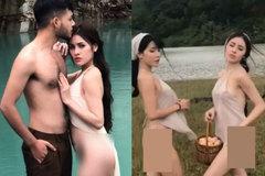 'Chụp khỏa thân ở Tuyệt Tình Cốc là ảnh cởi truồng, cần phân biệt với nude'