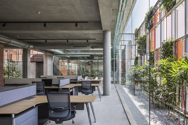 Three Vietnamese buildings win Dezeen architecture awards