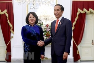 Vietnamese Vice President attends inauguration of Indonesian leaders