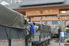 Virus corona hoành hành, thông báo mới về buôn bán qua Trung Quốc
