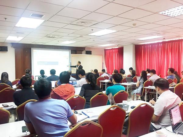 FMIT® đào tạo quản trị rủi ro và kiểm soát nội bộ chuẩn quốc tế
