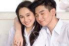 Nữ chính 'Mắt biếc' tình tứ bên con nuôi danh hài Minh Nhí