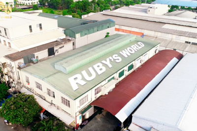 Ruby's World  Group khánh thành nhà máy Thực phẩm chức năng đạt tiêu chuẩn GMP-HS