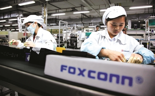 foxconn ceo foxconn vietnam factory
